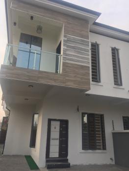 Well Finished 4 Bedroom Duplex with Bq, Idado, Lekki, Lagos, Semi-detached Duplex for Rent