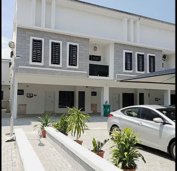 Luxury 3 Bedroom Terrace Duplex, Victoria Crest 3  on Orchid  Hotel Road By Chevron, Lekki, Lagos, Terraced Duplex for Sale