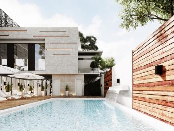 8 Units of Luxury 5 Bedroom Terraces, Road 407, Plot 4, Banana Island, Ikoyi, Lagos, Flat for Sale
