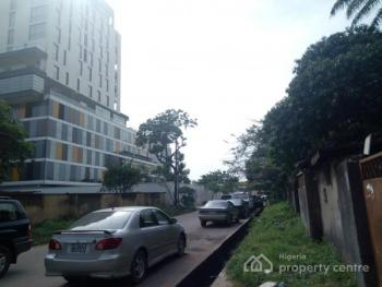 Well Located Commercial Property Measuring 5,726 Square Meters with Structure, Off Alfred Rewane Road, Ikoyi, Lagos, Commercial Land for Sale