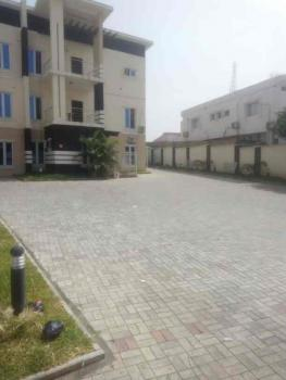 a Lovely 4 Bedroom Terraced Duplex with Bq, By Power House and Not Far From Who Office, Asokoro District, Abuja, Terraced Duplex for Rent