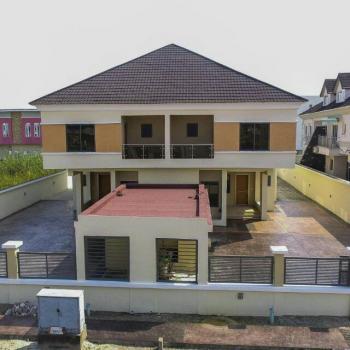 Tastefully Finished 5 Bedroom Semi Detached Duplex Witg 2 Rooms Bq, Pinnock Beach Estate, Jakande, Lekki, Lagos, Semi-detached Duplex for Sale