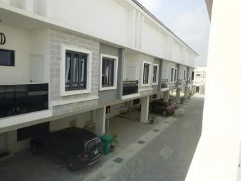 Serviced Terrace Duplex, Victoria Crest 4, Lafiaji, Lekki, Lagos, Terraced Duplex for Rent