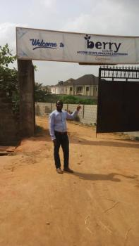 Luxury buy and Build Estate with Government Allocation, Omole Phase 2, Ikeja, Lagos, Residential Land for Sale