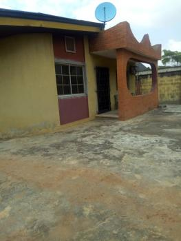 Tastefully Built 4 Bedroom Flat with Additional Mini Flat, Big Sitting Room, with Dining, Adenuga, Ejigbo, Lagos, Detached Bungalow for Sale