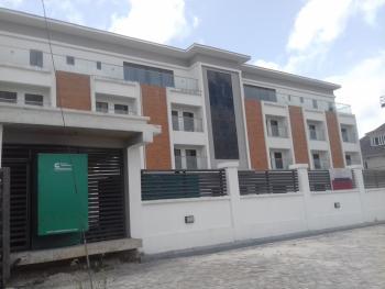 4 Bedroom Terrace Duplex, Osborne Foreshore Estate Phase Ii, Osborne, Ikoyi, Lagos, Terraced Bungalow for Sale