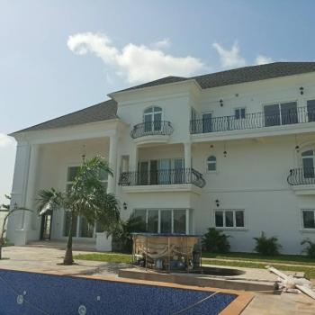Brand New Ultra Modern Water Front Mansion with  Stunning Views,swimming Pool, Private Jetty, Fitted Kitchen Etc, Banana Island, Ikoyi, Lagos, Detached Duplex for Sale