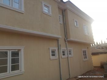 Funky Newly Built 2 Bedroom with Space  (001), Pipline, Kubwa, Abuja, Flat for Rent