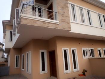 Nicely Built Semi-detached 4 Bedroom Duplex, Southern View Estate, Beside Lekki Conservation Center, Ikota Villa Estate, Lekki, Lagos, Semi-detached Duplex for Sale