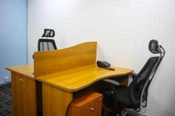 Office Work Station, Alfred Rilwane, Ikoyi, Lagos, Office Space Short Let