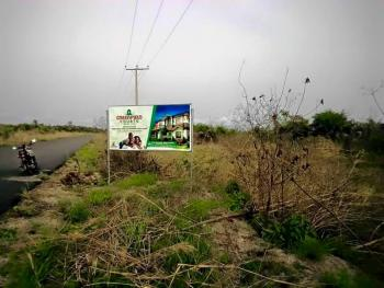 Estate Facing The Expressway with Government Approved Excision, Iberekodo, Ibeju Lekki, Lagos, Residential Land for Sale