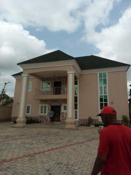 a Vip Duplex of 7 Bedroom All En Suites with a Boys Quarters and Standby Gen, Area B, Behind Concord, New Owerri, Owerri, Imo, House for Sale