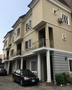 New Luxury 3 Bedroom Terrace Duplex, Osapa, Lekki, Lagos, Terraced Duplex for Rent