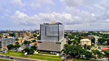 Luxury Finished Tower of 1000sqm Open Plan Office Space, Old Ikoyi, Ikoyi, Lagos, Office Space for Rent
