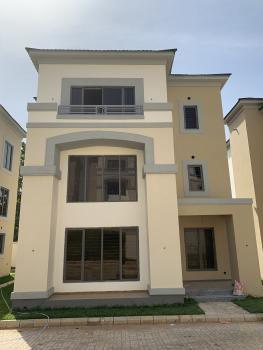Beautiful and Modernly Built 4 Bedroom Detached Duplex, Linda Chalker, Asokoro District, Abuja, House for Rent