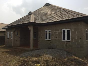 an Uncompleted 4 Bedroom Bungalow with 2 Units of Mini Flats and a Shop on 660sqm, Selewu, Igbogbo, Ikorodu, Lagos, Detached Bungalow for Sale