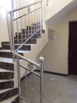 Exquisite 2 Units of 4 Bedroom Detached Duplexes with a Room Bq, Peace Garden Estate, Sangotedo, Ajah, Lagos, Semi-detached Duplex for Sale