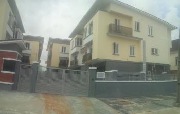 New and Exquisitely Finished Luxury Duplexes with Bq, Chevy View Estate, Lekki, Lagos, Terraced Duplex for Rent