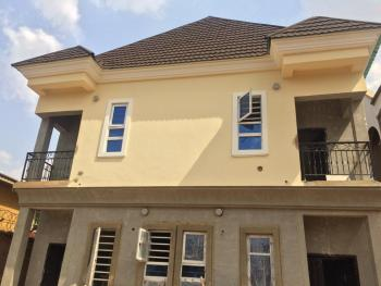 Newly Built 4 Bedroom Semi Detached Duplex with a Room Bq in an Estate, Opposite Cakes & Creams, By Frsc, Ojodu, Lagos, Semi-detached Duplex for Sale