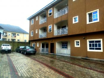 Luxury Well Finished Executive 2 Bedroom Flat with Advanced Features, Luxury Beautiful Designed 2 Bedroom Flat with Federal Light, Rukpokwu, Port Harcourt, Rivers, Flat for Rent