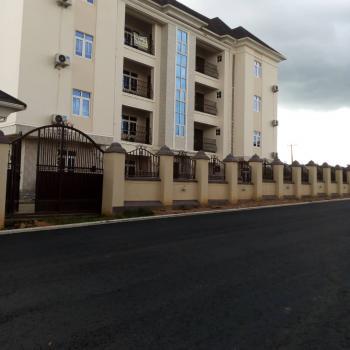 Serviced 8 Units of 2 Bedrooms, Jahi, Abuja, Mini Flat for Rent