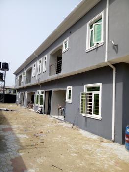 Brand New 3 Bedroom Flat  Upstairs Within an Estate, Before Sangotedo Shoprite, Sangotedo, Ajah, Lagos, Flat for Rent