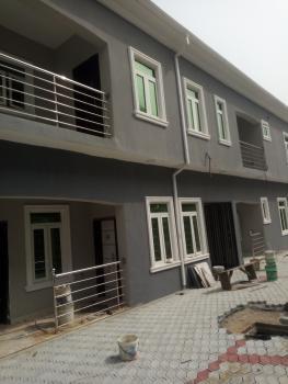 Newly Built  All Rooms En Suite 3 Bedroom Flat, Mark Johnson Street, Canaan Estate, Ajah, Lagos, Flat for Rent