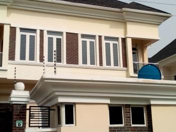 4 Bedroom Duplex with Bq and Cctv, Close to Estate Gate, Idado, Lekki, Lagos, Semi-detached Duplex for Sale