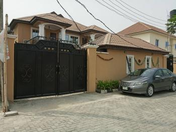 Strategically Located Spacious 5 Bedroom Semi-detached House with Boys Quarter, Victory Estate, Thomas Estate, Ajah, Lagos, Semi-detached Duplex for Sale