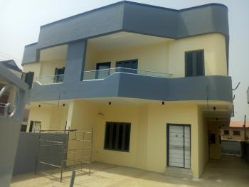 Luxury Newly Built 4 Bedroom Semi Detached Duplex with 1bq, Ikate Elegushi, Lekki, Lagos, Semi-detached Duplex for Rent