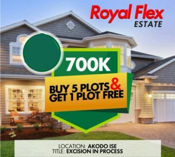 Royal Flex Estate - Buy 5 Get 1 Free, La Campange Tropicana, Akodo Ise, Ibeju Lekki, Lagos, Residential Land for Sale