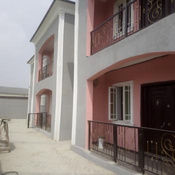 Clean and Spacious 3 Bedroom Flat, Atlantic Garden Estate, Abraham Adesanya Estate, Ajah, Lagos, Flat for Rent
