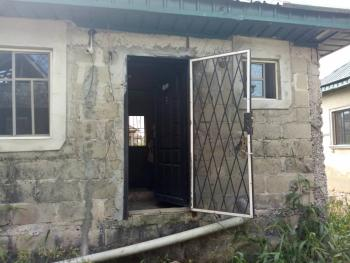 a Room Self-contained on Quarter Plot of Land (negotiable), Godwin Estate, Awoyaya, Ibeju Lekki, Lagos, Detached Bungalow for Sale