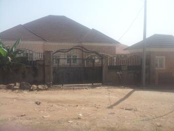 an Iconic Bungalow of 3 Units of Two Bedroom, Nia Junior Staff Quarters, Fha, Lugbe District, Abuja, Detached Bungalow for Sale