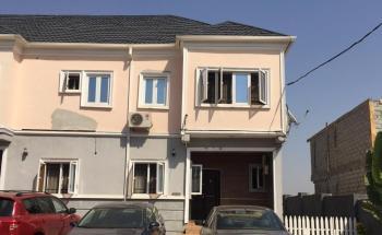 Furnished 4 Bedroom Terrace Duplex, By Turkish Hospital, Karmo, Abuja, Terraced Duplex for Sale