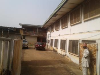 5 Bedrooms Flat + 3 Bedrooms Flat + 2 Bedrooms Flat + 4 Wings of 4 Rooms Each, 5, Irebami Line 1, Off Fajuyi Road, Ajegunle Ile-ife, Ife Central, Osun, Block of Flats for Sale