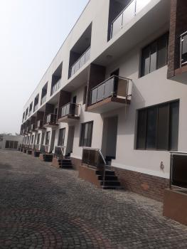 4 Bedroom Terrace Duplex with Bq, Spar Road, Ikate Elegushi, Lekki, Lagos, Terraced Duplex for Rent