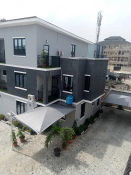 4 Bedroom Terrace Duplex Exquisitely Finished + Bq, Right, Lekki Phase 1, Lekki, Lagos, Terraced Duplex for Sale