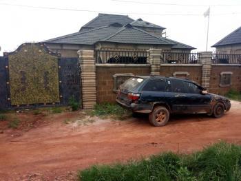 Newly Built 4 Bedroom Duplex, Itori, Iyana Camp, 2 Minutes From The Express, Ewekoro, Ogun, Semi-detached Duplex for Sale