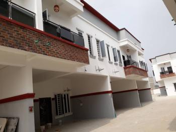 Brand New Serviced 4-bedroom Terrace House, Lafiaji, Lekki, Lagos, Terraced Duplex for Sale