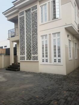4 Bedroom Semi-detached Duplex Classically Finished + Bq, Lekki Phase 1, Lekki, Lagos, Detached Duplex for Rent