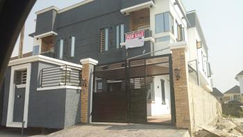 Brand New and Uniquely Finished 4 Bedroom Duplex with Bq, Ikota Villa Estate, Lekki, Lagos, Semi-detached Duplex for Sale