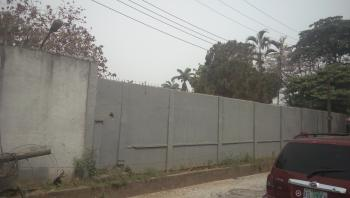 a Landed Property on 3,822 Sqm, Corner Piece, Fully Fenced & Gated, Ismail Estate, Anthony, Maryland, Lagos, Mixed-use Land for Sale