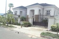 Newly Built Tastefully Finished 5 Bedroom Semi Detached Duplexs With 2 Boys Quarters, Katampe, Abuja, 5 Bedroom Semi-detached Duplex For Sale