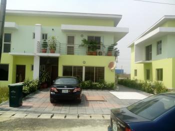 4 Bedroom Semi Detached House (carcass), Awoyaya, Ibeju Lekki, Lagos, Semi-detached Duplex for Sale