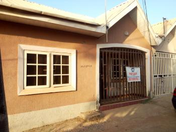 New Pop 2 Bedroom Flat Available for You, Around Salem Academy, Federal Housing Authority Estate, Lugbe District, Abuja, Semi-detached Bungalow for Sale