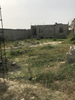 a Full Sand Filled Plot of Land, Westend Estate, Lekki County Homes, Ikota Villa Estate, Lekki, Lagos, Residential Land for Sale