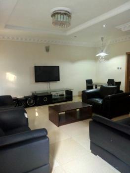 Fully Furnished 4 Bedroom Terrace, Ahmed Kasamu Street, Chevy View Estate, Lekki, Lagos, Terraced Duplex Short Let