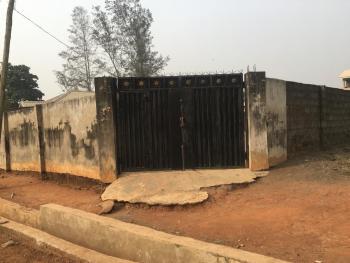3 Bedroom Flat on a Full Plot of Land, 54, Deji Adabonyan Street, Aga, Ikorodu, Lagos, Detached Bungalow for Sale
