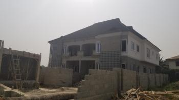 Brand New Spacious 4 Bedroom Semi Detached Duplex with a Room Bq, Arowojobe Estate, Mende, Maryland, Lagos, Semi-detached Duplex for Sale